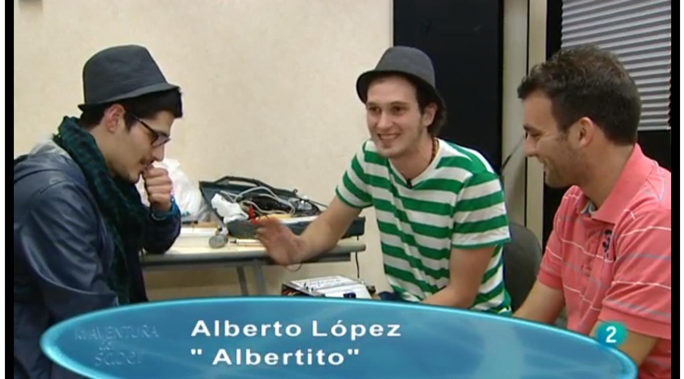 Tv2 alberto sumo competicion 2011