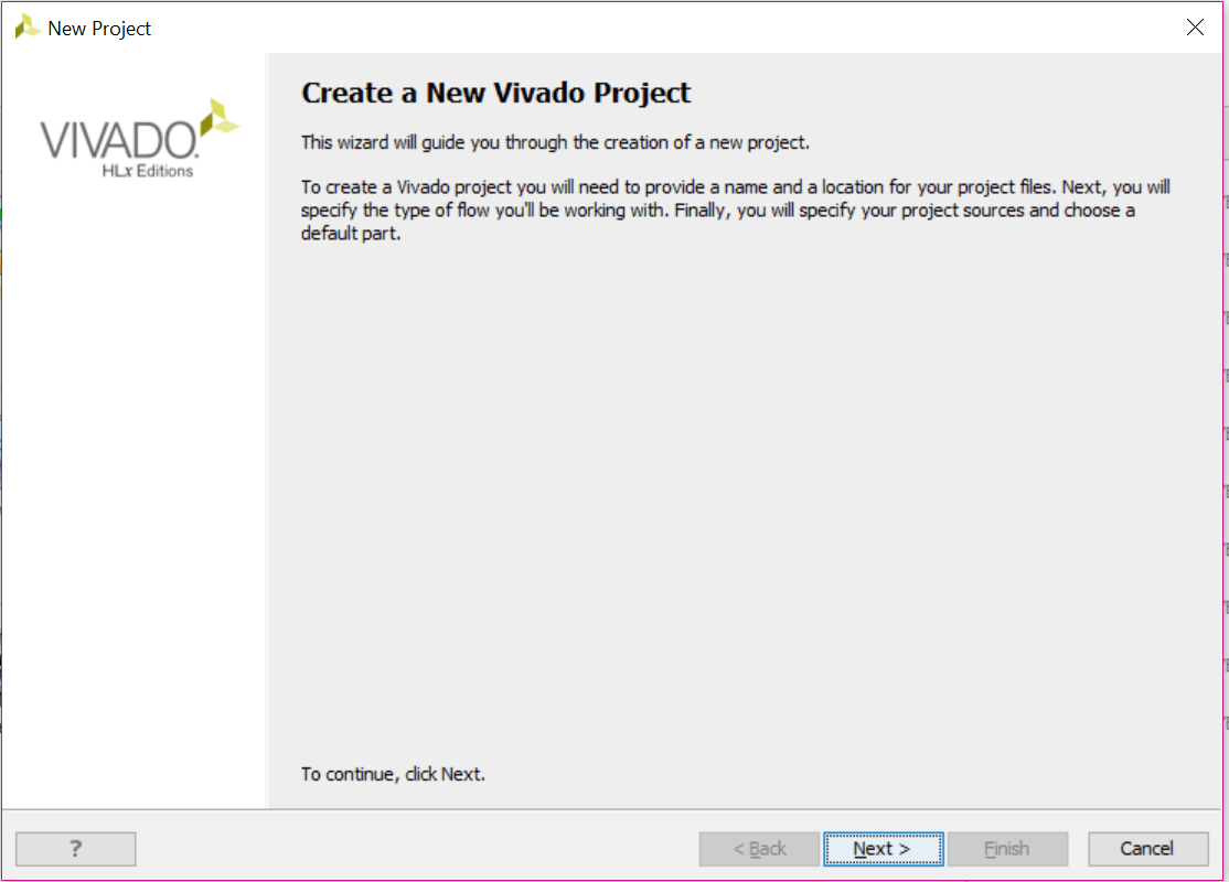 Tutorial: How to start a video processing application with Vivado