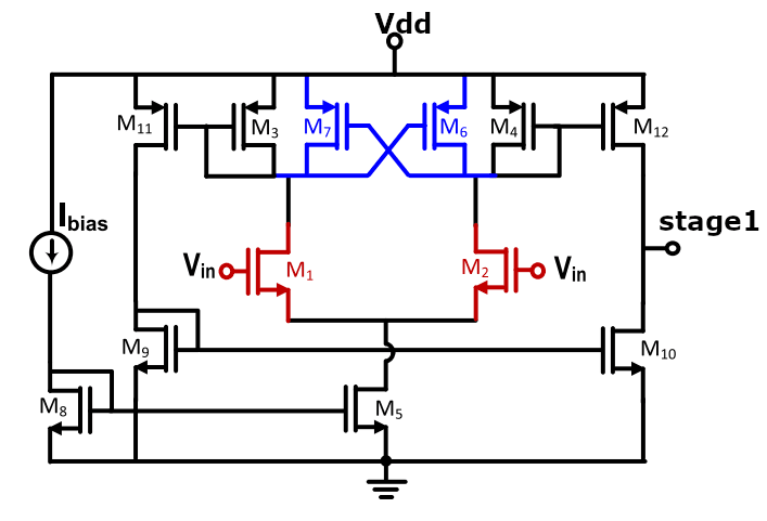 Comparator with Hysteresis in Cadence - Mis Circuitos
